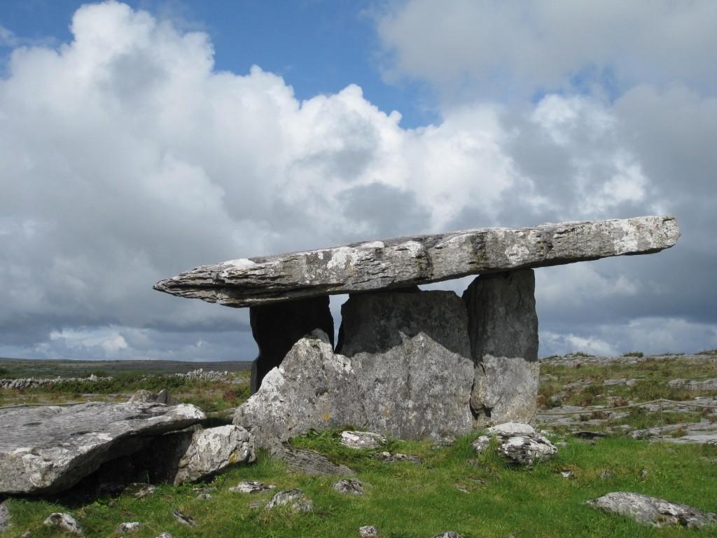 Poulnabrone Dolmen, County Clare Ireland